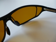 A&M Titanium Polar Zonnebril Yellow